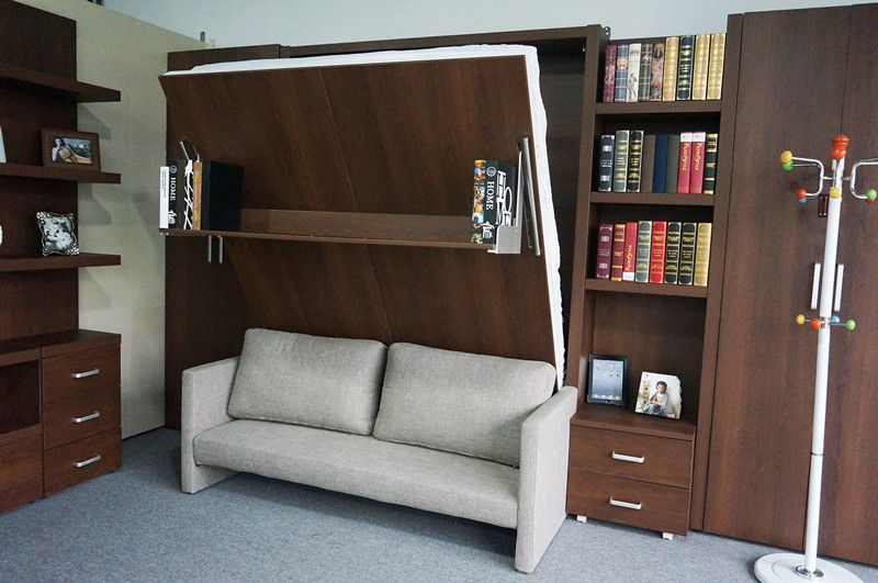 Dise os de camas que se esconden buscar con google - Sofa cama desplegable ...