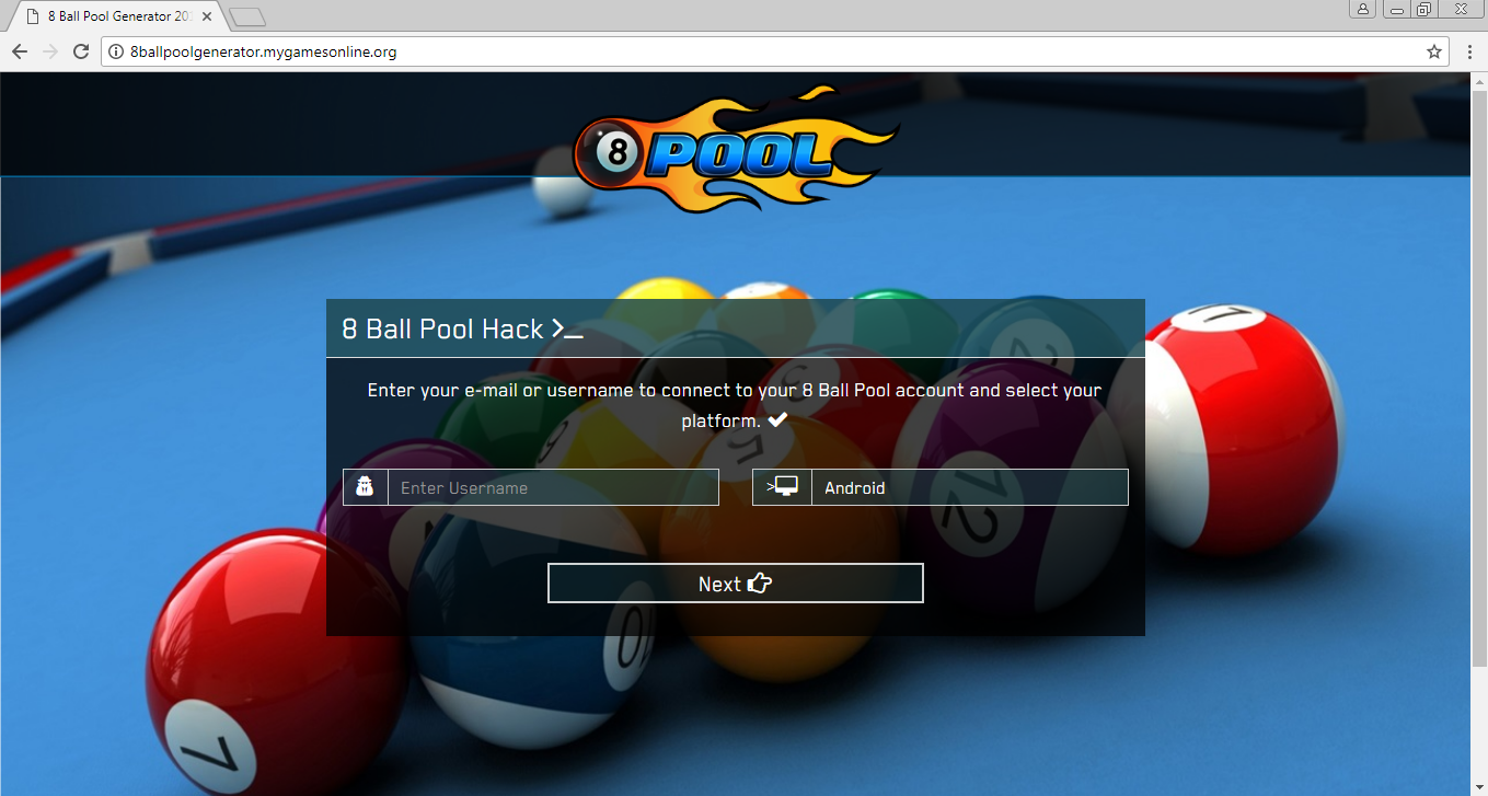 8 Ball Pool Coin Generator Online 8 ball pool generator tool latest online update 100% working