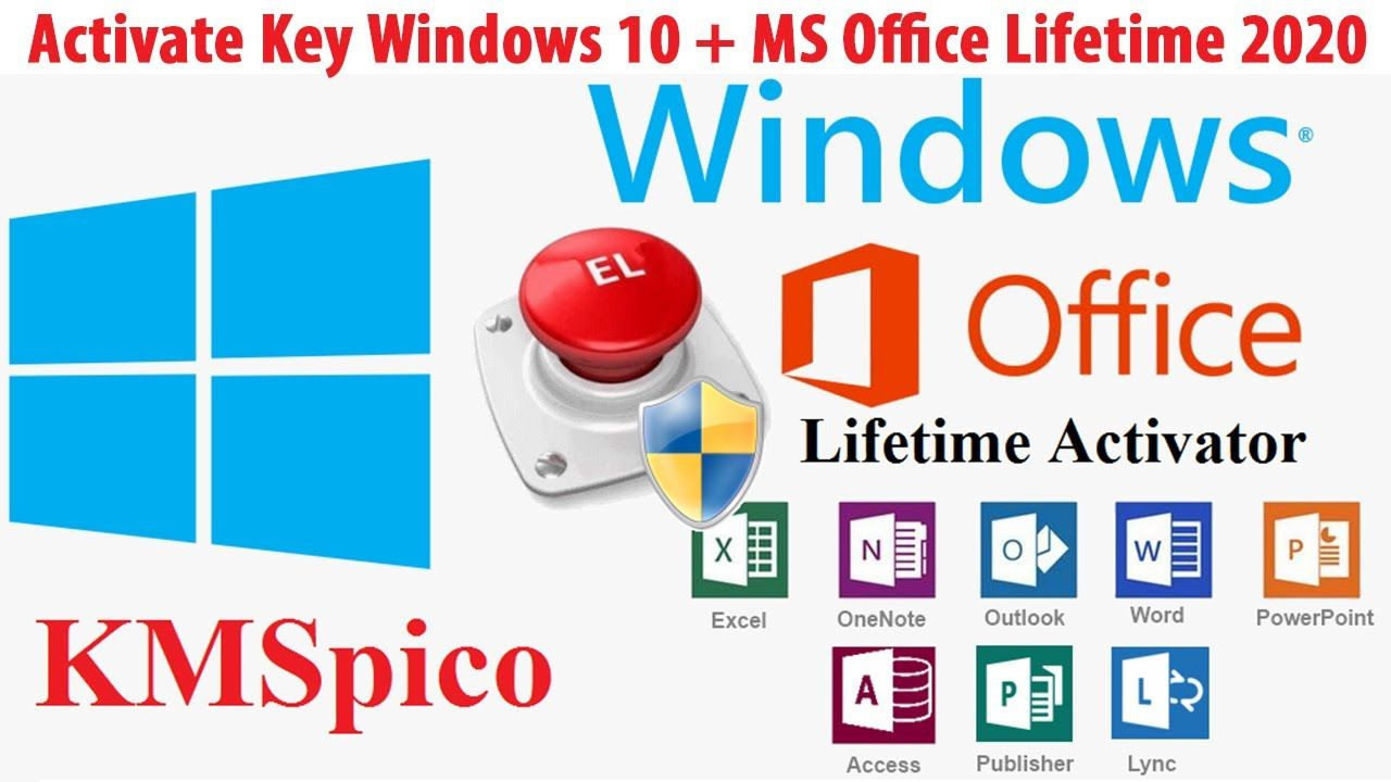 How to Activate Windows 10 and Microsoft Office Free