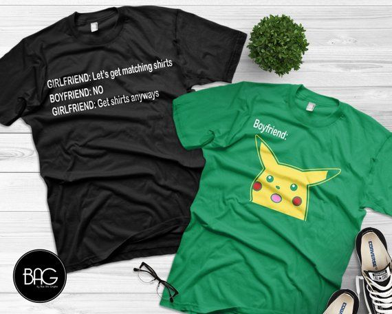 733c0e4c Pikachu shirts, surprised pikachu meme, pokemon couple tshirts, pokemon  cosplay, pokemon clothing, pokemon go, pokemon gifts