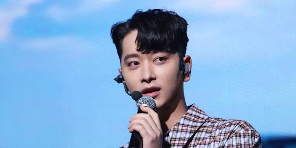 2pm S Chansung Earns Assistant Instructor Position In The Military Allkpop Military Assistant Earnings