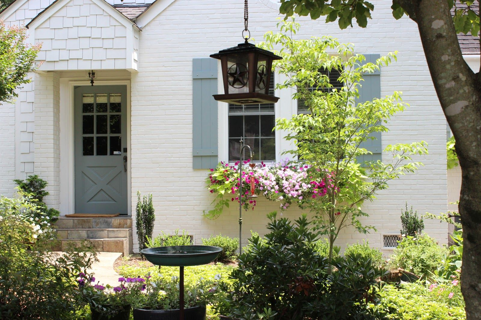 MORE OF THE HOME REFRESH   Pinterest   Exterior colors, Exterior ...