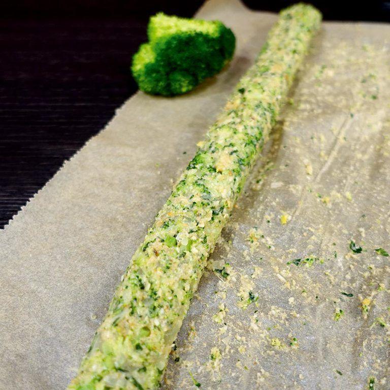 Pfiffige Brokkoli Kroketten aus dem Backofen - Fingerfood #dinnerrecipes