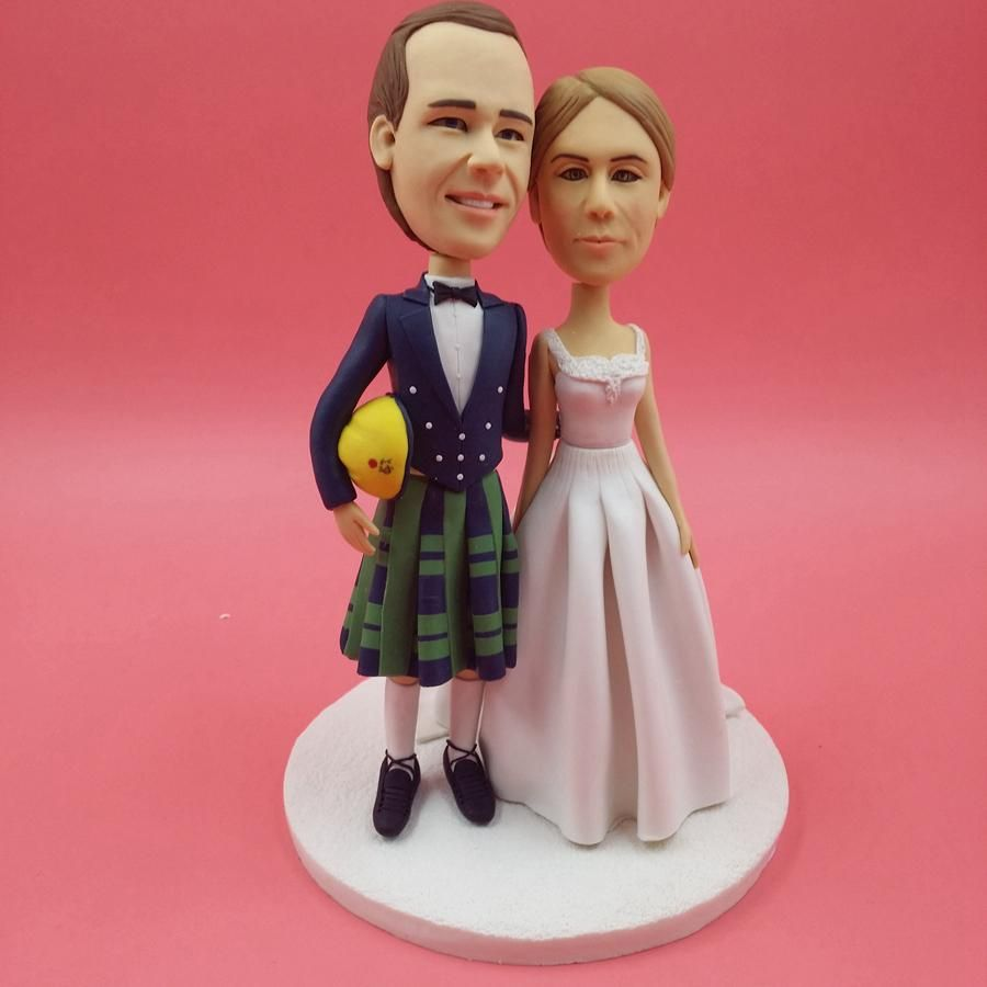 Real Image Custom Wedding Cake Topper Personalized Supplies Photo Toppers Uk 50Th Anniversary Bride And Groom