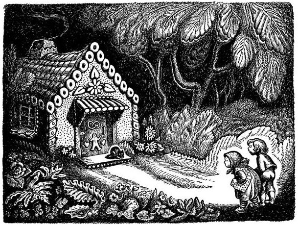Pioneering Children's Book Author, Artist, and Early Twentieth-Century Female Entrepreneur Wanda Gág Reimagines the Brothers Grimm | Brain Pickings