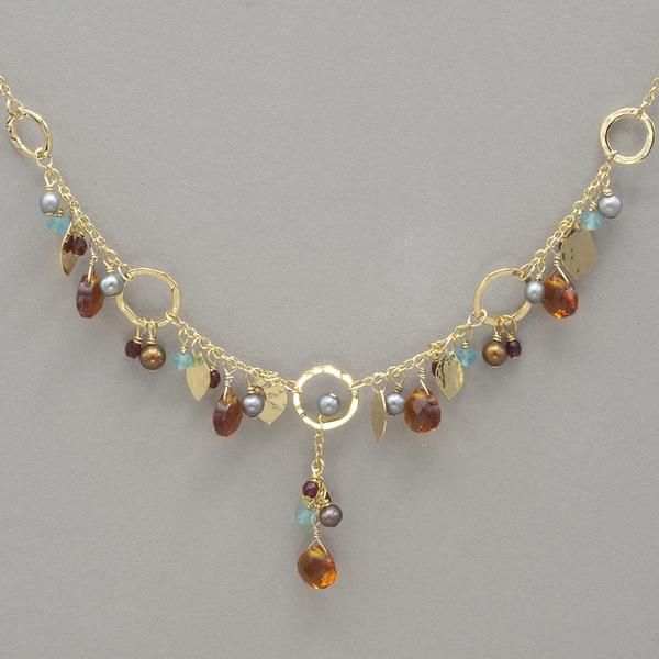 Holly Yashi Fairy Garden Necklace