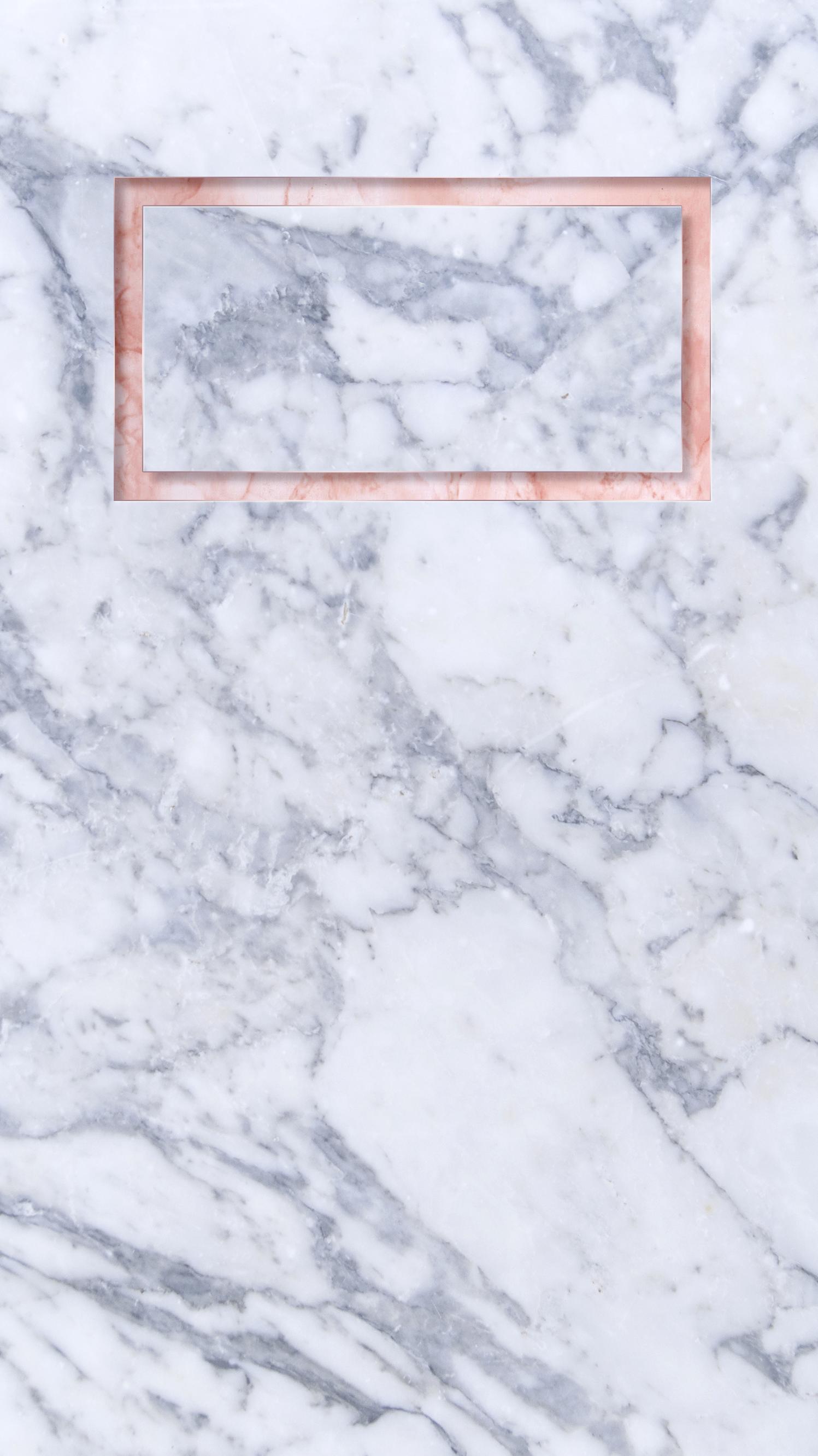 Cute Aesthetic Rose Gold Marble Iphone Lock Screen Wallpaper Phone Wallpapers