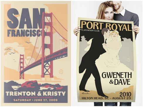 Personal Vintage Poster Idea So Clever