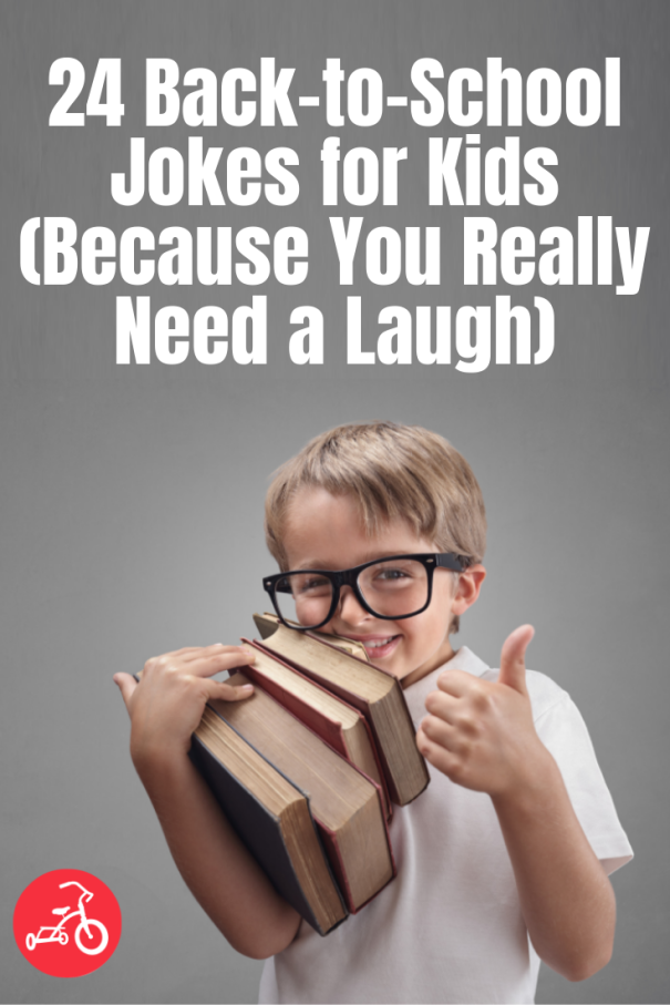 24 Back-to-School Jokes for Kids (because You Really Need a Laugh) #backtoschool