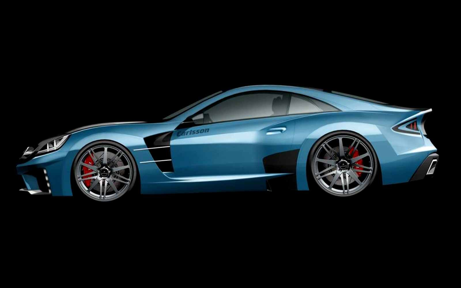 Carlsson C25 Blue Car Awesome Car Wallpapers Car Backgrounds