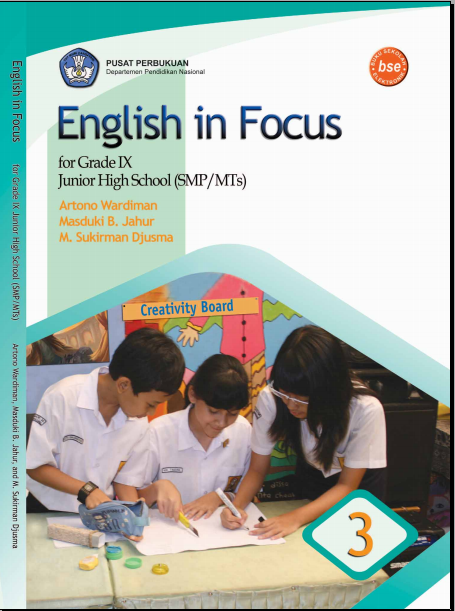 Bahasa Inggris Di Kurikulum 2013