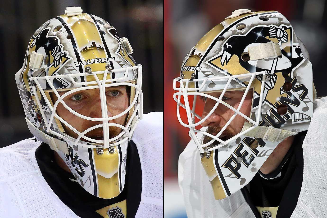 Pin on Hockey Goalie Masks