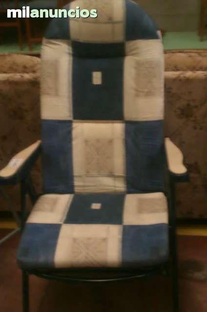 . Se vende  una silla camping a 27 euros