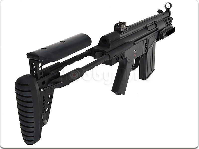 First Factory EBR Type Stock for Tokyo Marui G3 | Airsoft