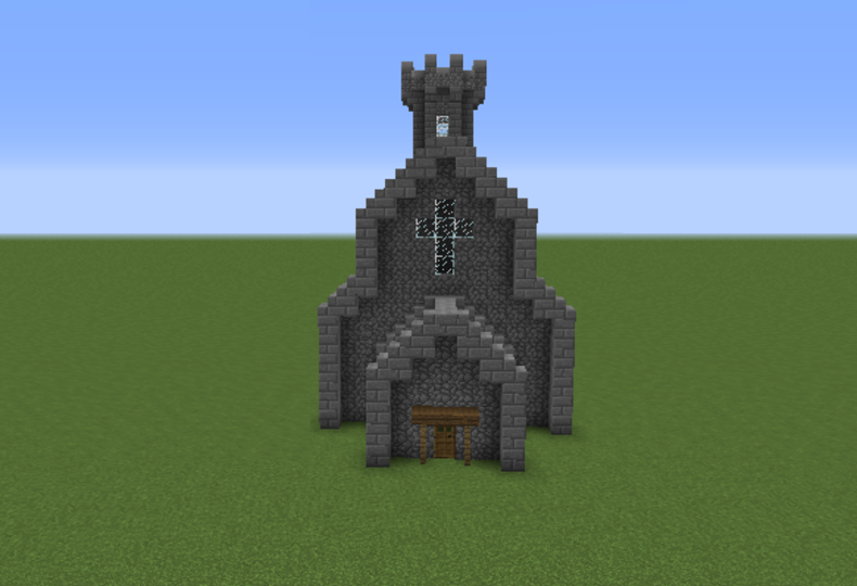 Church grabcraft your number one source for minecraft buildings church grabcraft your number one source for minecraft buildings blueprints tips malvernweather Choice Image
