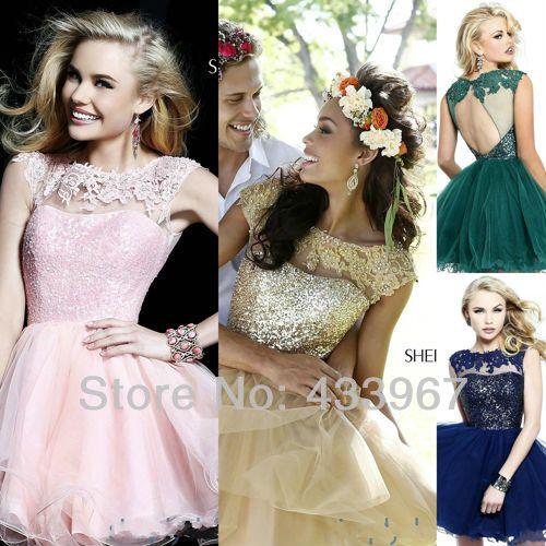 glamoroso adoro estos vestidos
