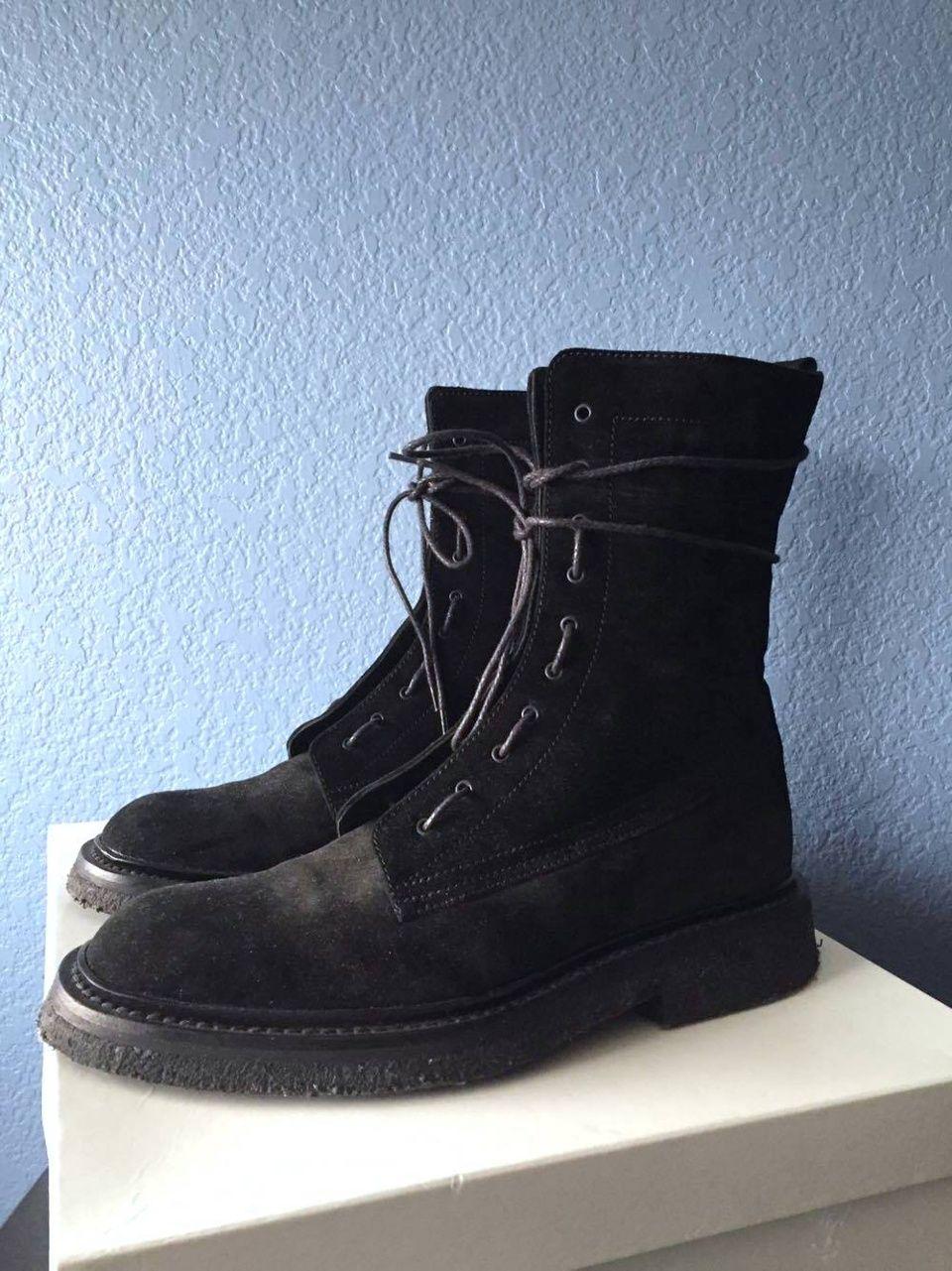 e6425189f1870a Dior Rare Aw07 Combat Boots New Size 8  1049 - Grailed