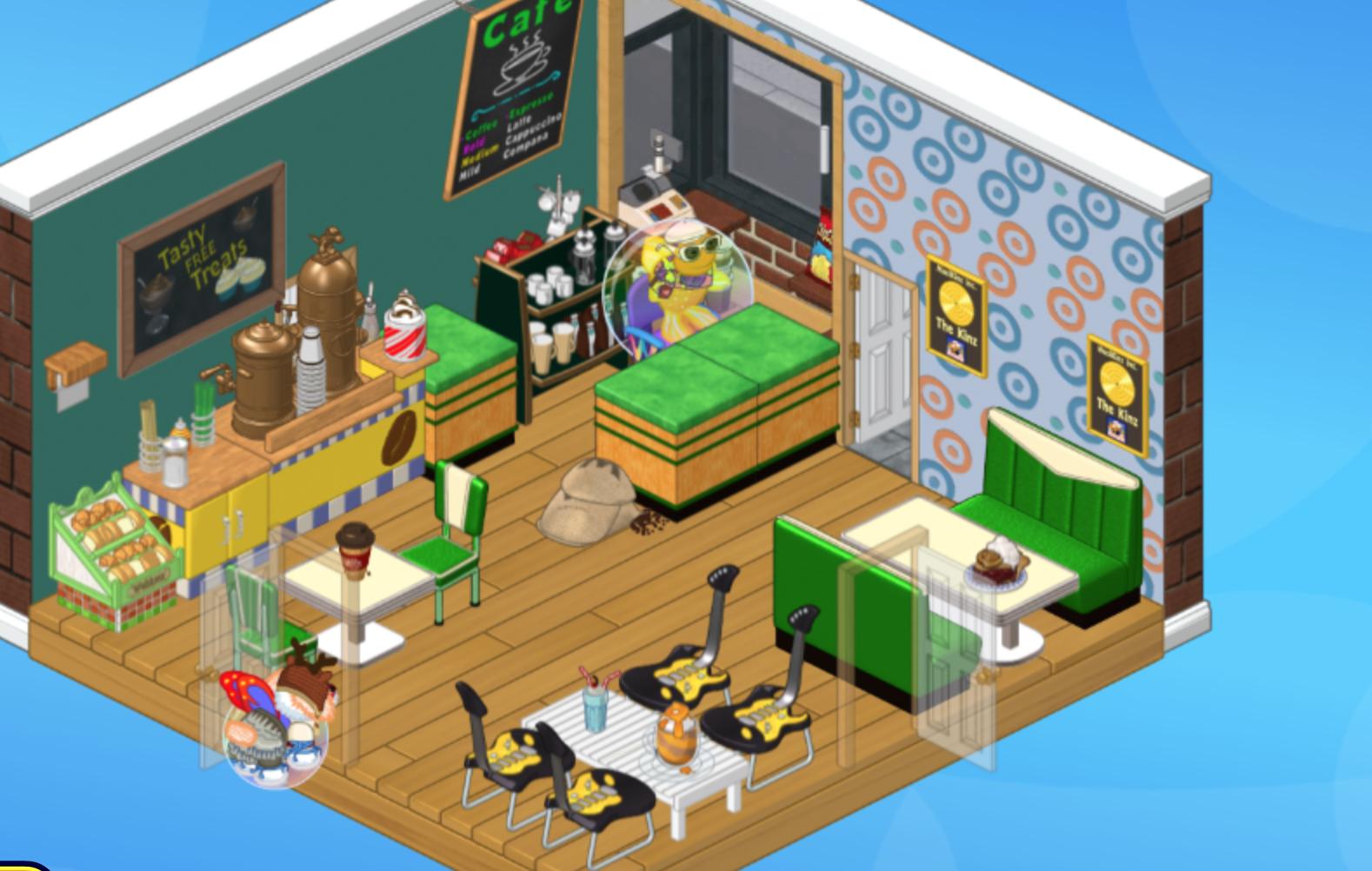 Webkinz Coffee Shop Cool Webkinz Room Ideas Webkinz Room Cool