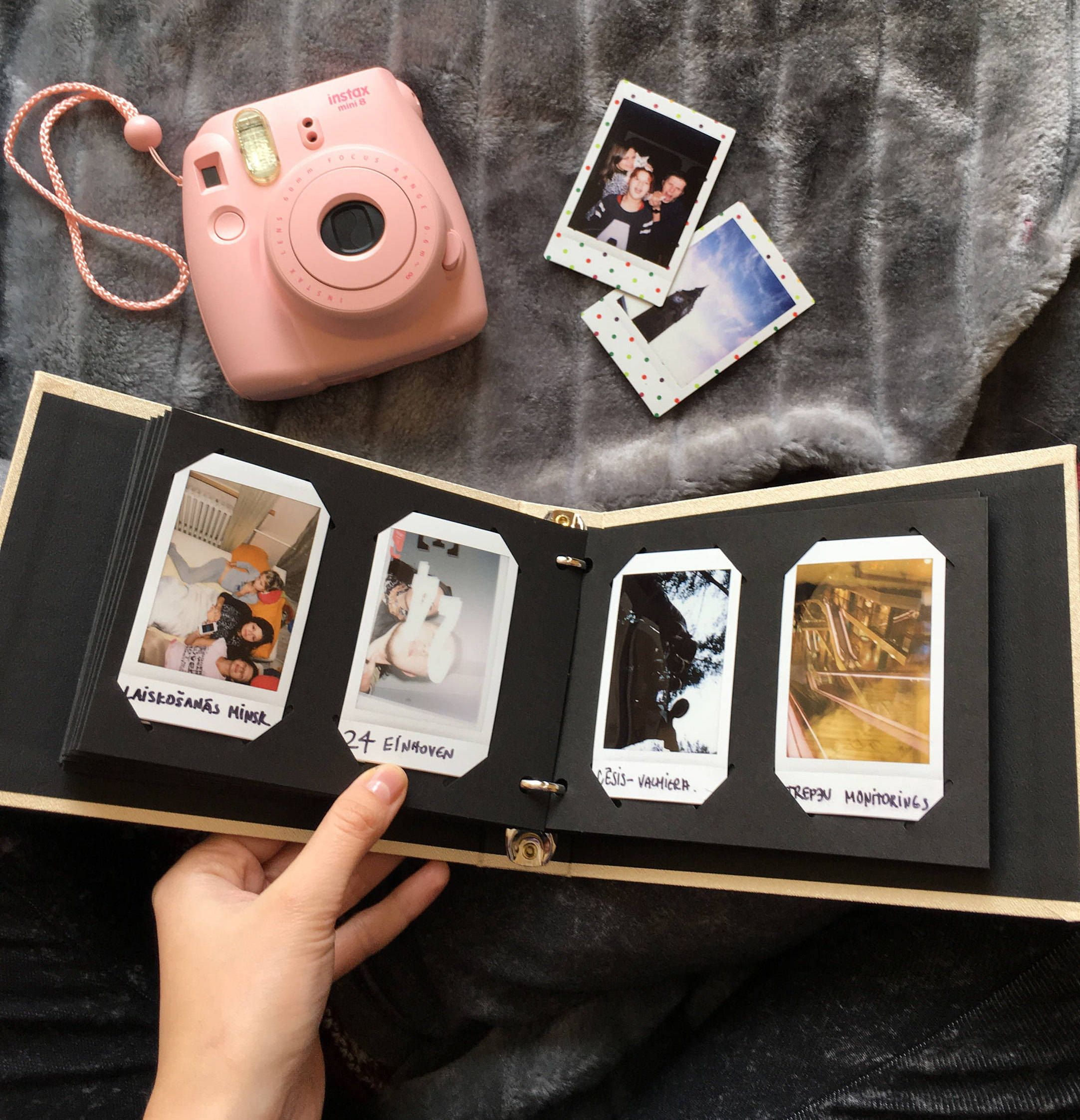 Instax Mini Album Instax Wedding Guest Book Photo Album For 60