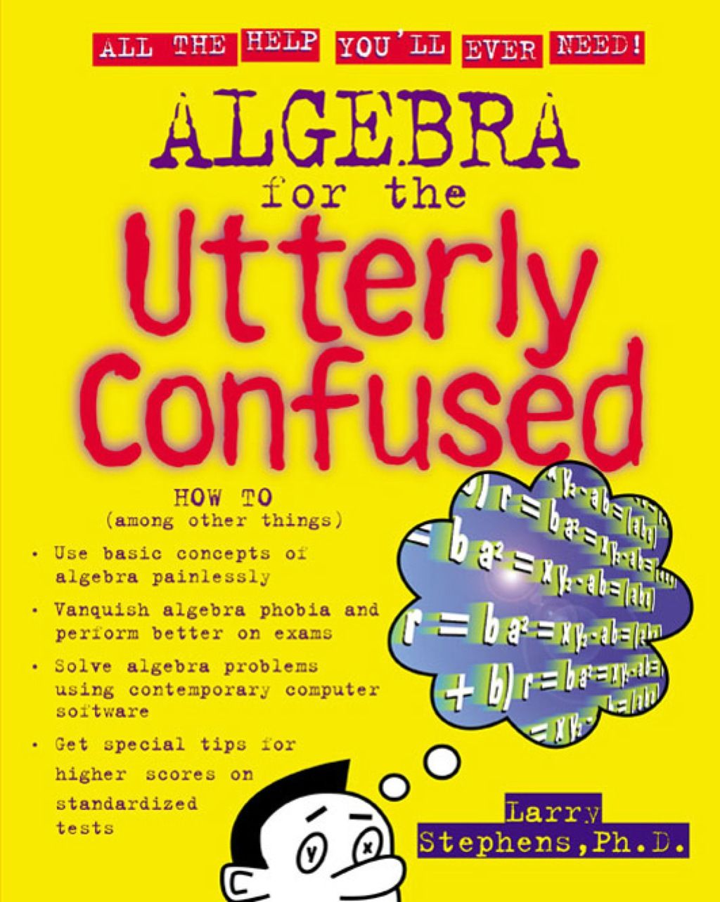 Algebra For The Utterly Confused Ebook