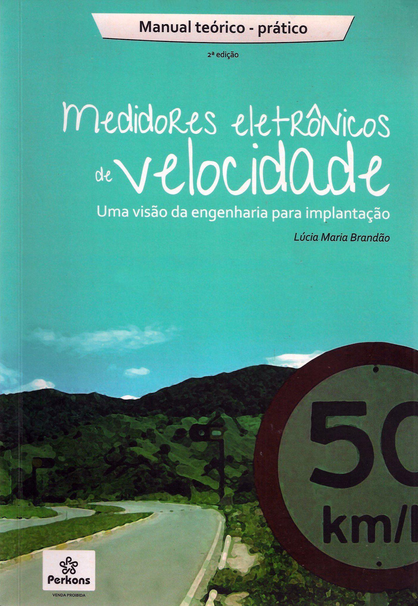 Brandao Lucia Maria Medidores Eletronicos De Velocidade Uma