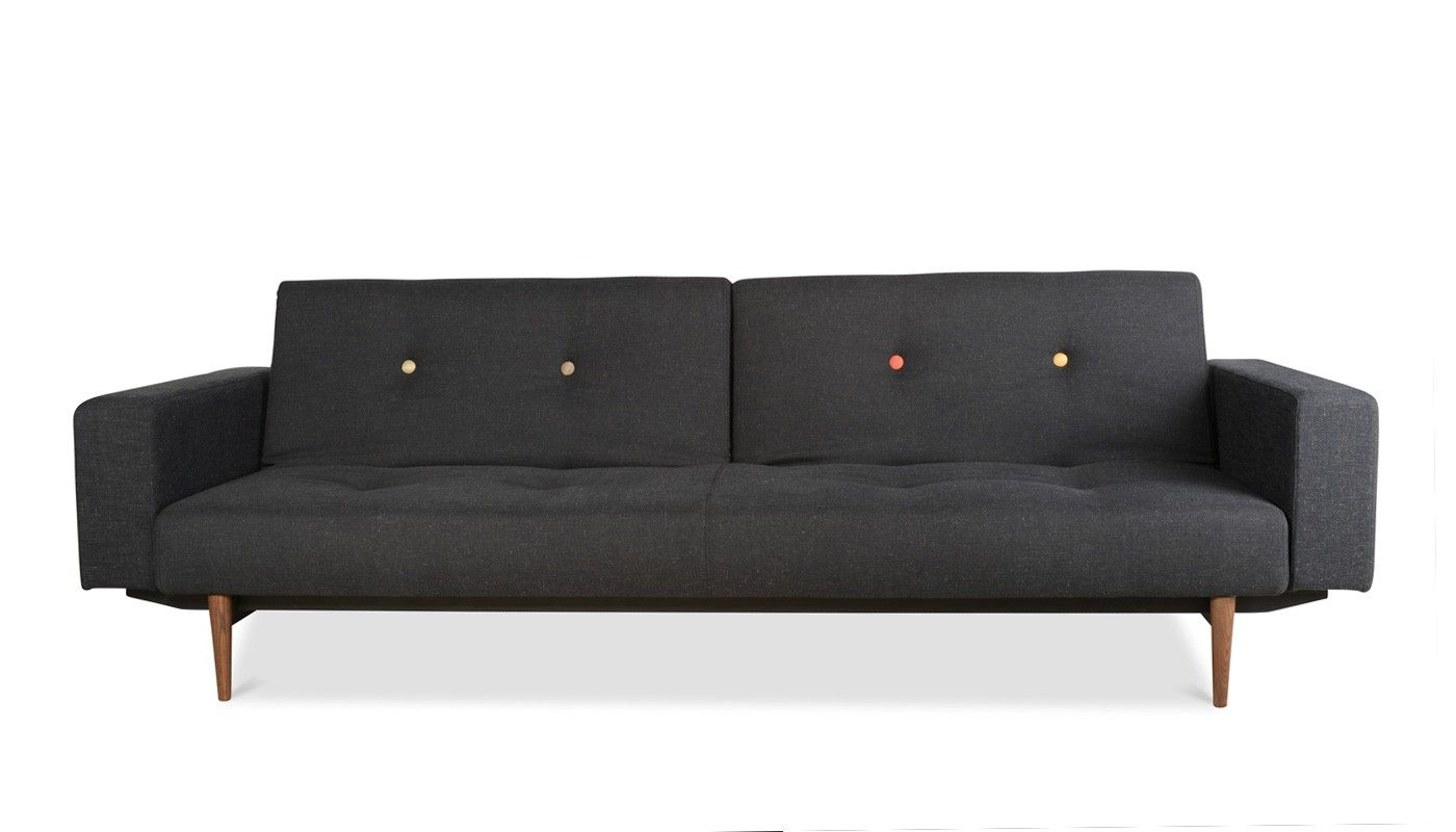 Knap Sofa Bed With Upholstered Arms Contemporary Sofa Bed Sofa Bed Design Sofa Bed