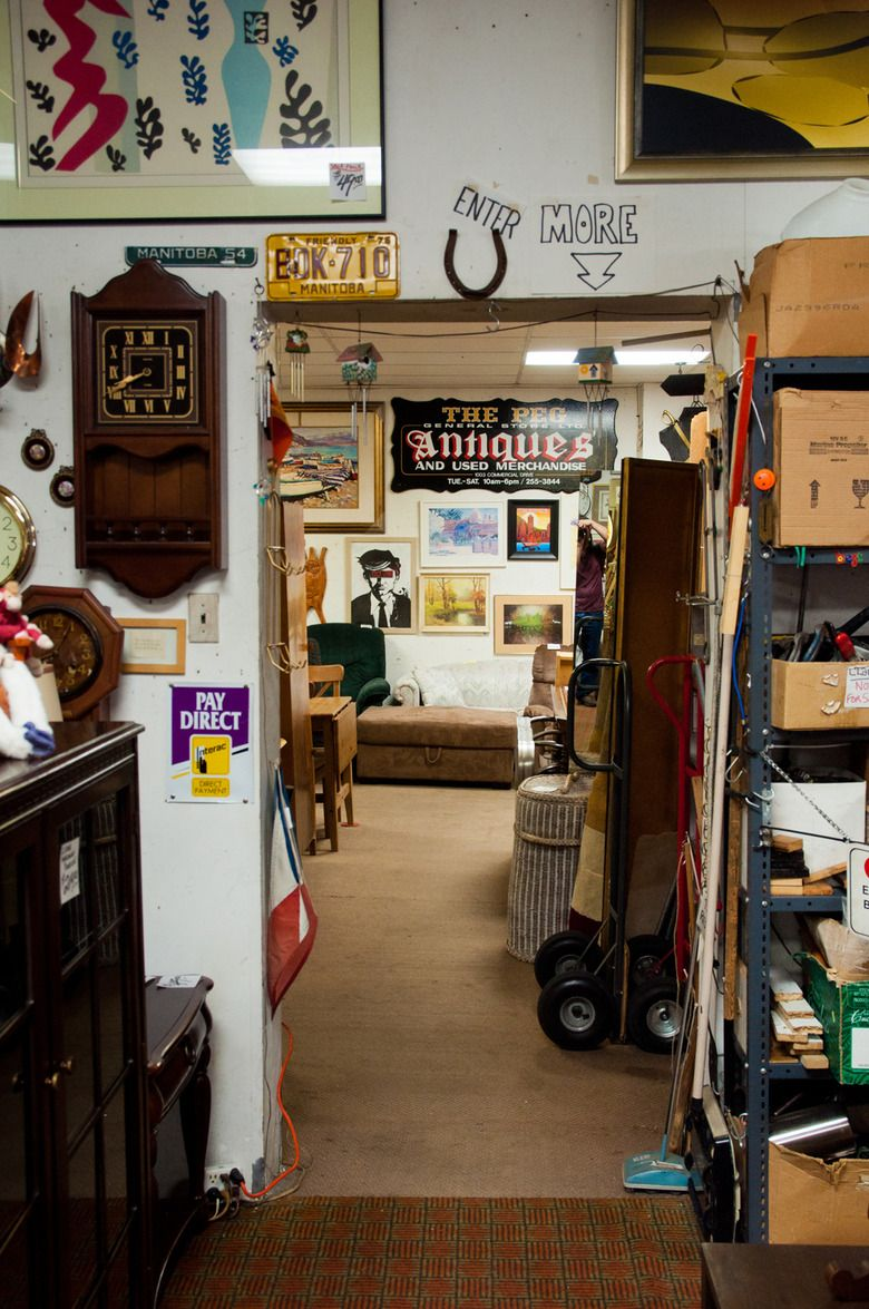 Top 5 Antique Stores In Vancouver 5 The Peg General Store Antique Stores Antiques Vancouver
