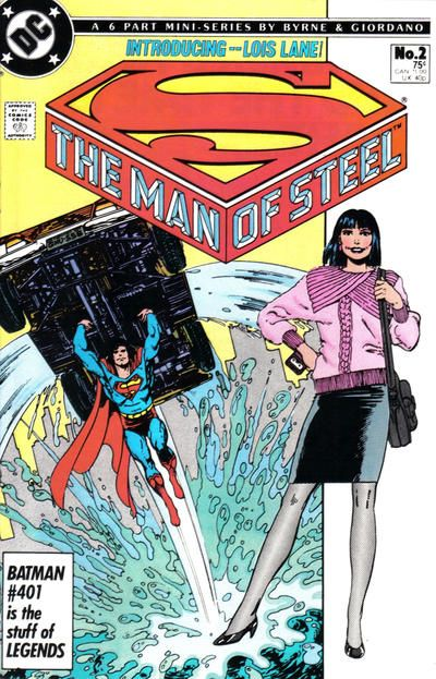 Introducing Lois Lane! No wacky weddings or troublesome transformations - she's too busy trying to race that Clark Kent for Superman scoops!