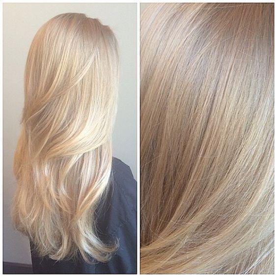 Level 9 Pale Ash Blonde Hair Styles Hair Long Hair Styles