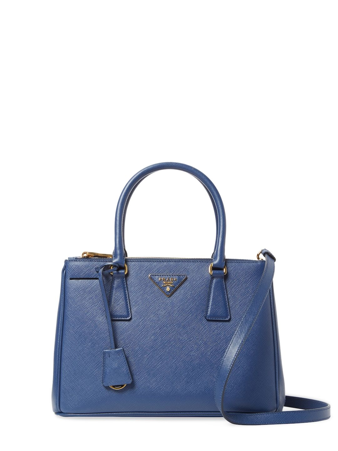 dd9d9a8729d0 PRADA GALLERIA DOUBLE ZIP SMALL SAFFIANO LEATHER TOTE.  prada  bags   shoulder bags  hand bags  leather  tote  lining