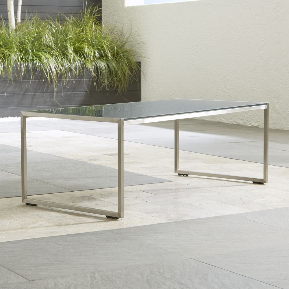 dune outdoor furniture. Dune Coffee Table With Charcoal Painted Glass Outdoor Furniture O