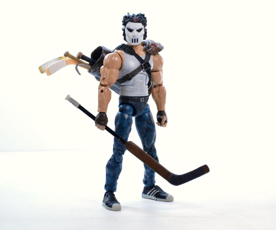 Casey Jones (Teenage Mutant Ninja Turtles) Custom Action Figure ...