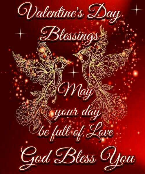 Image result for pretty valentine blessings