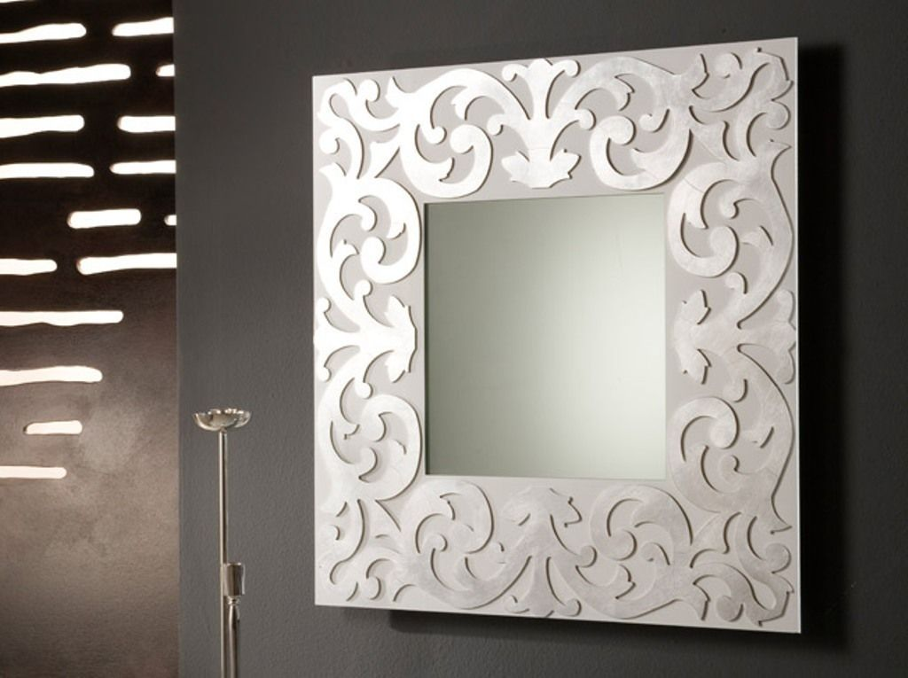 50 Charming Fabulous Bathroom Mirror Designs 2021 Pouted Com Mirror Wall Decor Mirror Design Wall Bathroom Mirror Design