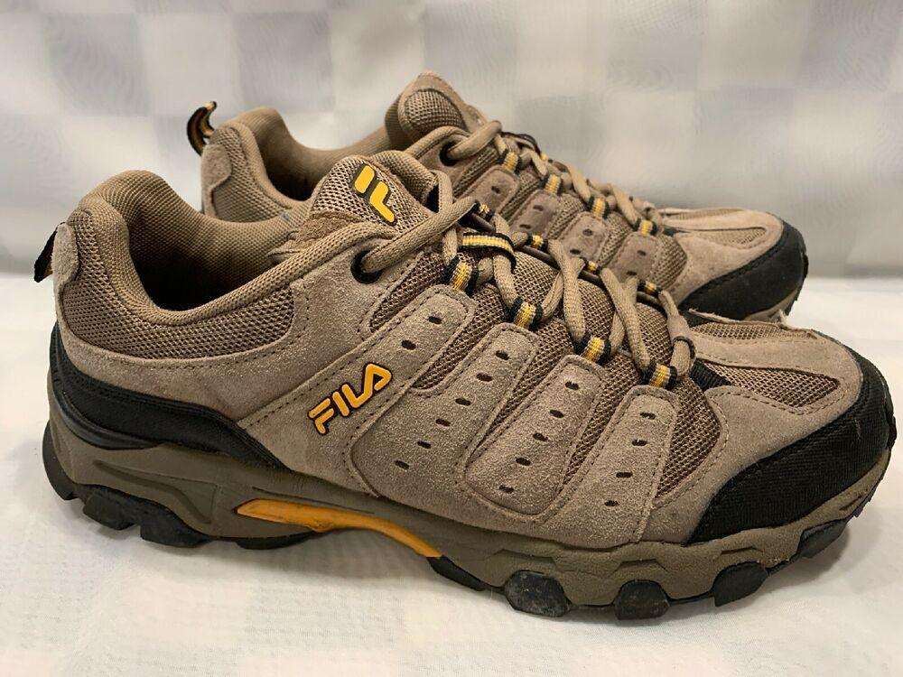 FILA Travail Trail Hiking Shoe Men's