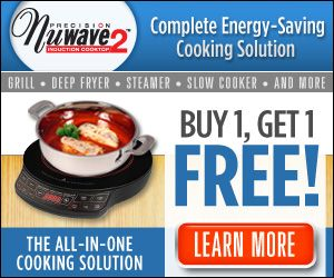 Nuwave 2 Induction Cooktop As Seen On Tv Items Induction Cooktop Nuwave Nuwave Cooktop