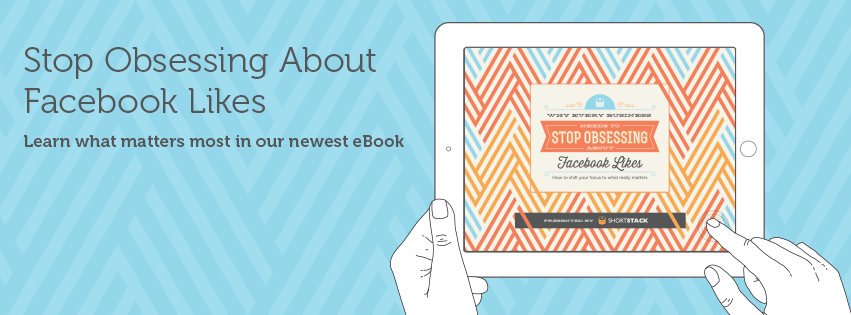 Shift your focus from Likes to leads with our latest eBook. Get your free download here: http://bit.ly/1j7cFHg