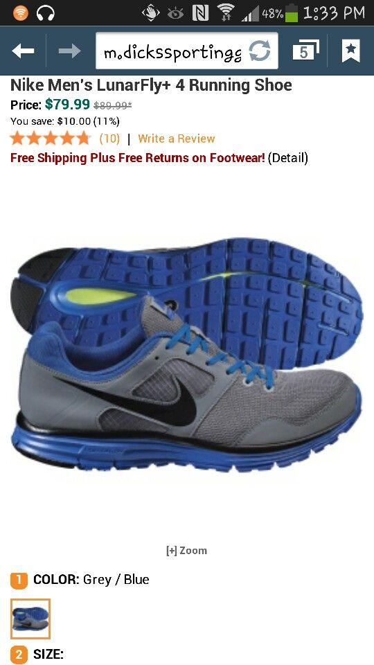 29beaf01f Nike lunarfly +4 running shoes