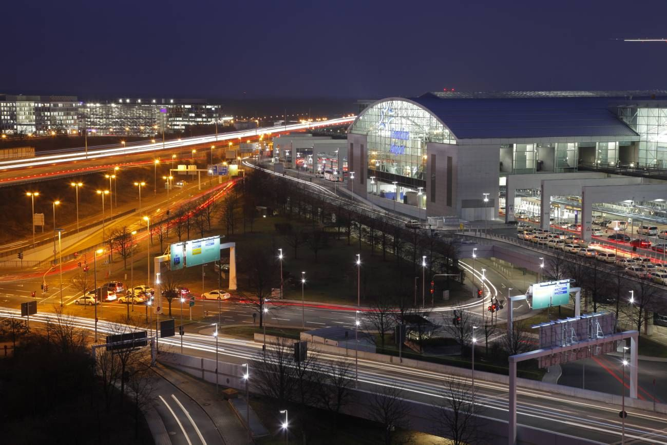 Terminal 2 At Night