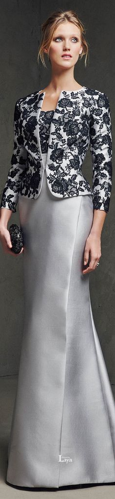Pronovias 2016 - Mother of the bride outfit.