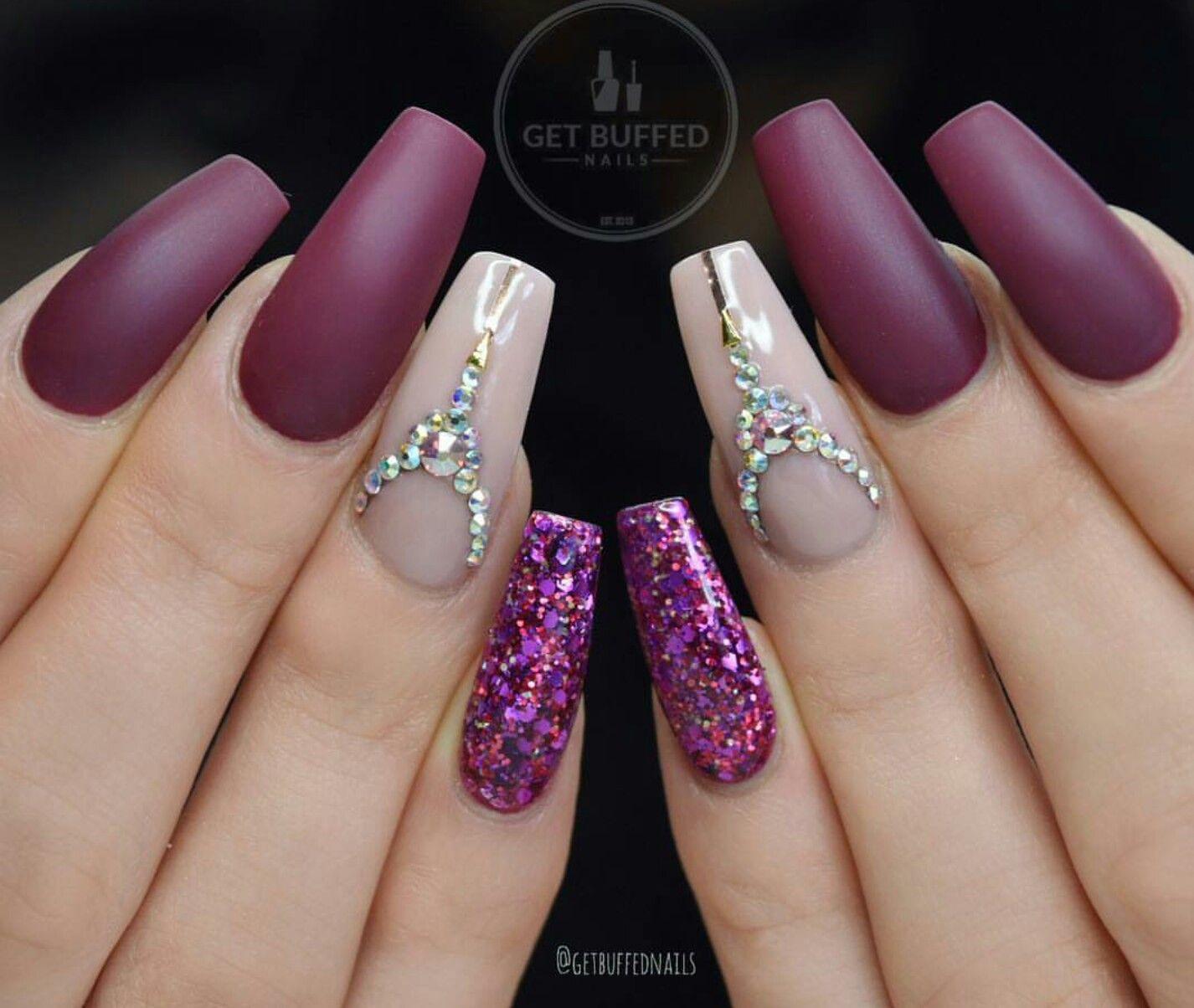 Pin by schrei zimmer on diseño de uñas pinterest