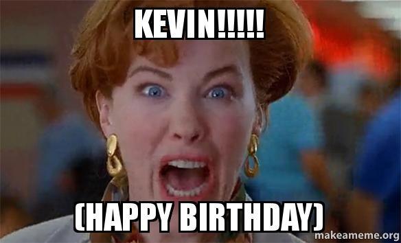 Kevin Happy Birthday Make A Meme Home Alone Movie