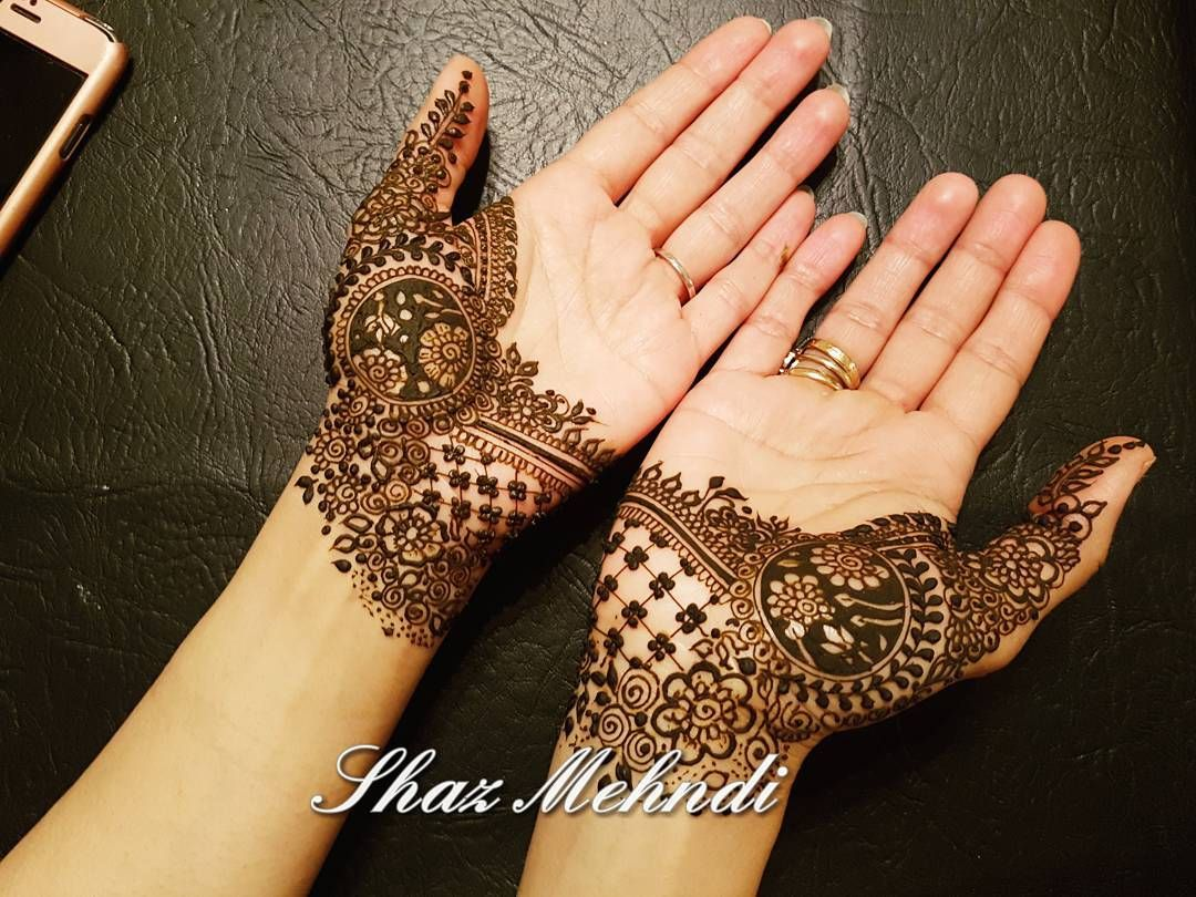 Mehndi Patterns Instagram : Likes comments shaz mehndi shazmehndi on instagram