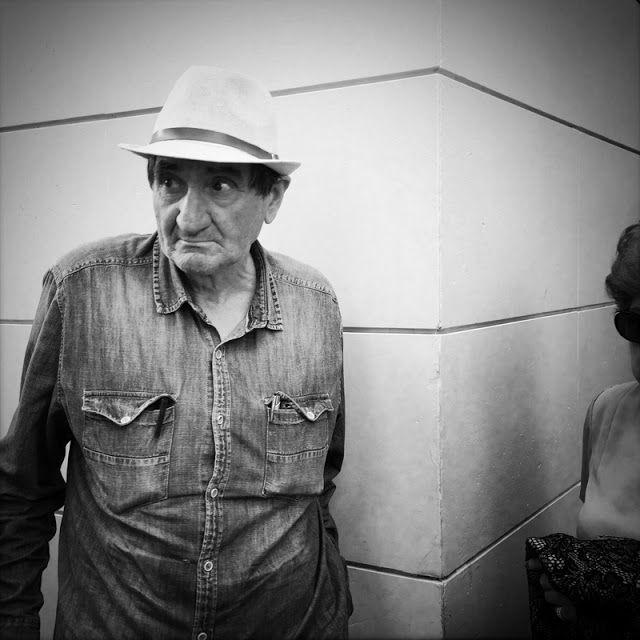 Luisón: Street Photography in BW. Sevilla. Easter 2015 (16...