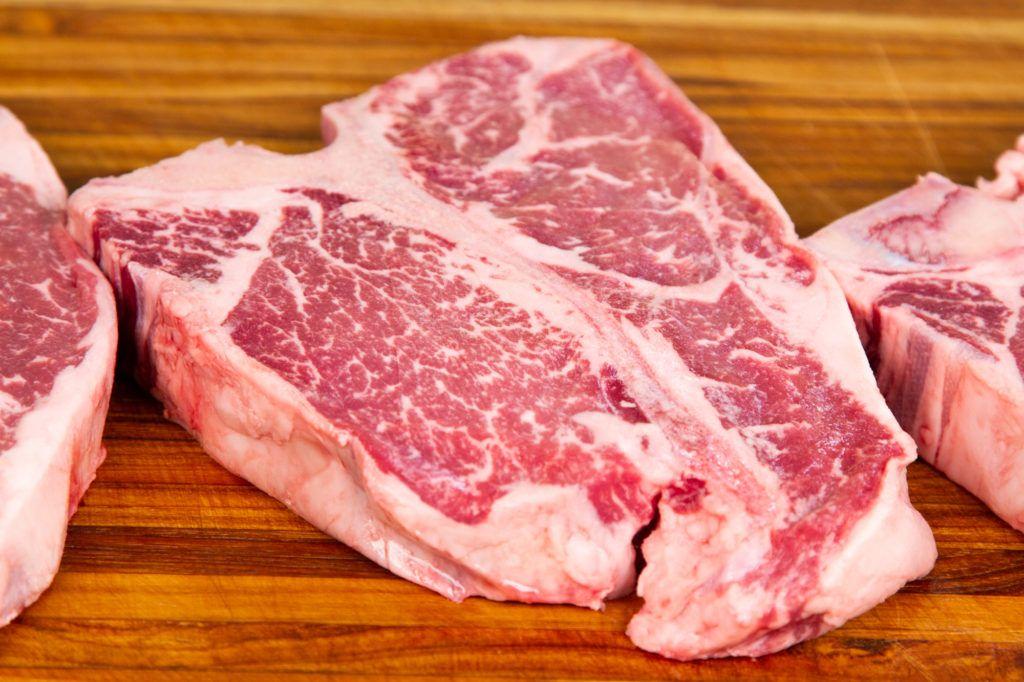 how to cook t bone steak medium rare