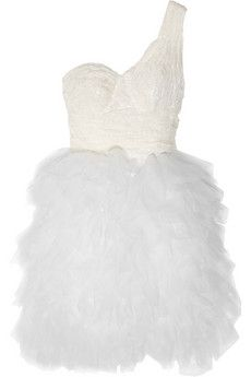 Lots of great party dresses this time of year, so I'm already looking at stuff for my various wedding events.  Think I need this for my bachelorette.