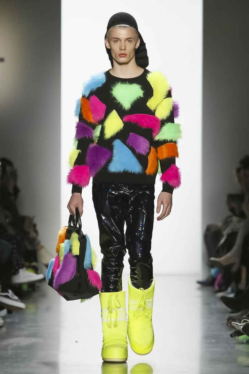 Jeremy Scott Fall 2019 Collection at NYFW