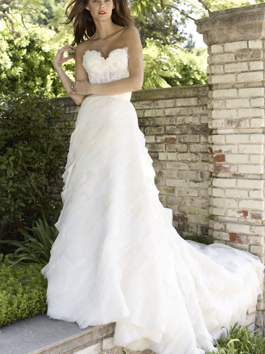 lace corset crystal beaded wedding dress lace up back
