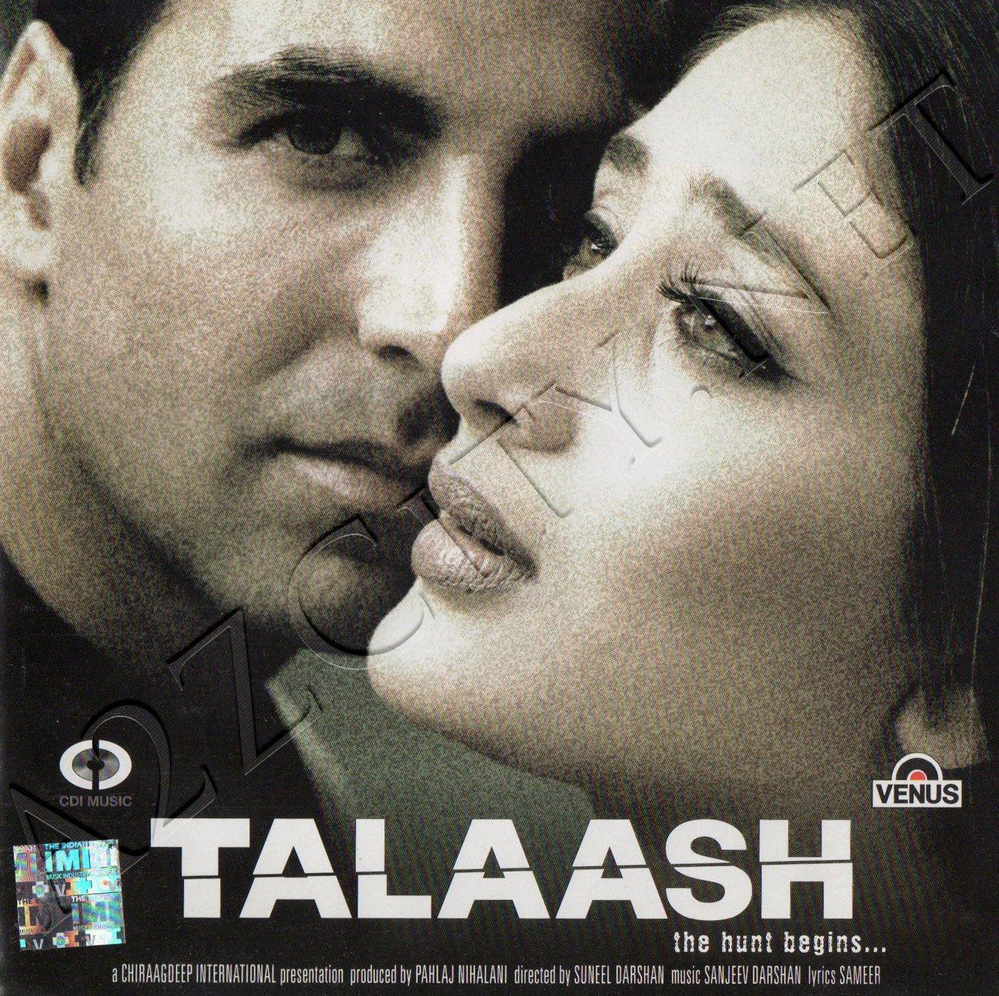 Talaash The Hunt Begins 2002 Flac Bollywood Songs Movie Songs Bollywood Movie
