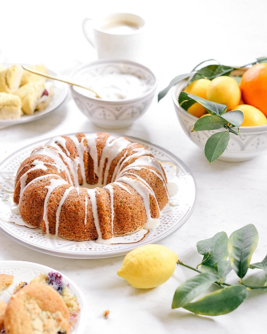Nothing bundt cake poppy seed bundt cake lemon poppy